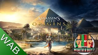 Assassins Creed Origins - Worthabuy?