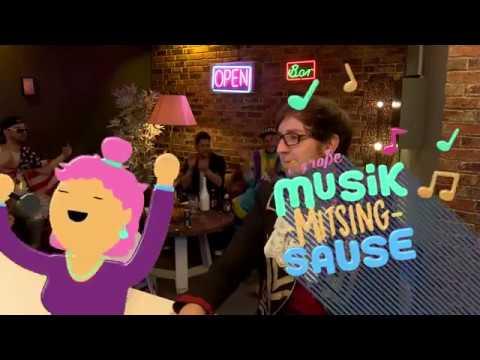 Die Große Musik Mitsing Sause | Karaoke bei den Rocket Beans