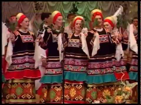 60 лет Сибирскому хору