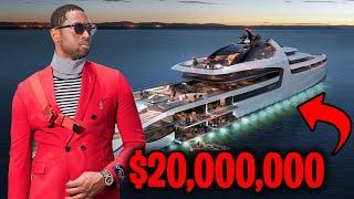 10 NBA Stars Who Own Mega Yachts (Michael Jordan,Scottie Pippen, Lebron James)