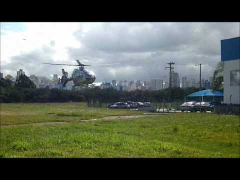 Helicópteros - Campo de Marte - SBMT