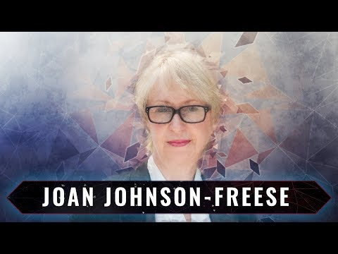 Space Warfare and the Weaponization of Outer Space | A Conversation with Joan Johnson-Freese