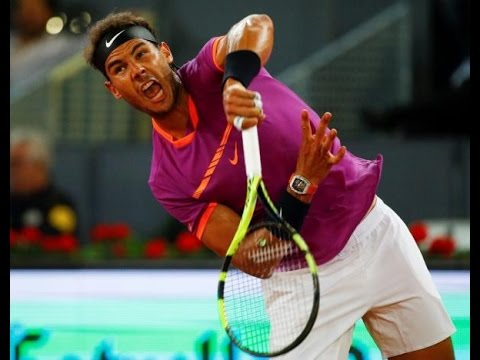 Djokovic clash will be 'difficult' - Nadal on Madrid Open tennis semis