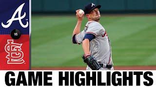 Braves vs. Cardinals Game Highlights (8/4/21)