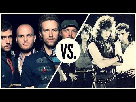 Livin' La Vida (Coldplay vs. Bon Jovi) Mashup