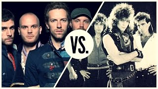 Repeat youtube video Livin' La Vida (Coldplay vs. Bon Jovi) Mashup