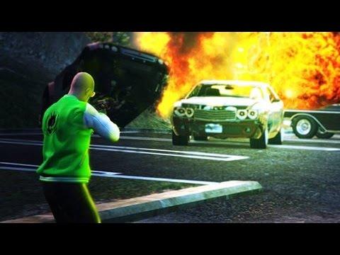 NAJBOLJI DEATHMATCH IKADA ! Grand Theft Auto V - Death Match w/Cale