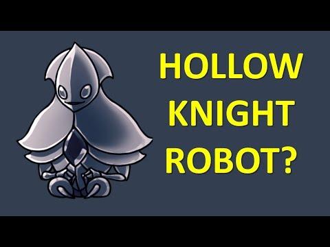 HOLLOW KNIGHT - Steel Soul Jinn
