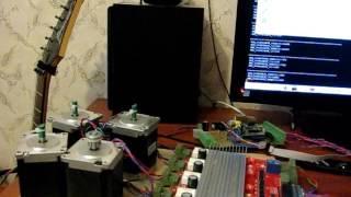 Управление шаговыми двигателями на основе Raspberry Pi(, 2014-01-30T20:47:45.000Z)