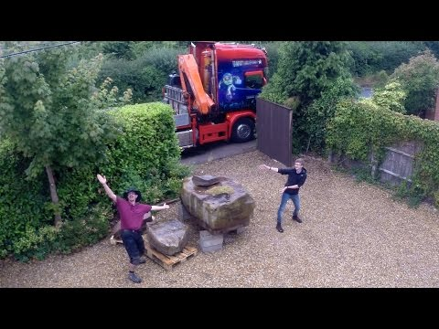 How To Move A Rock You