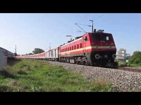LHB Inaugural Run of 12390 Chennai Egmore-Gaya weekly Super Fast Express!