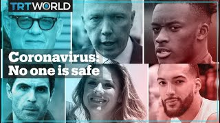 World leaders, celebrities test positive for the coronavirus