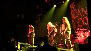 2016.02.16 Cannibal Corpse (full live concert) [Irving Plaza, New York City]