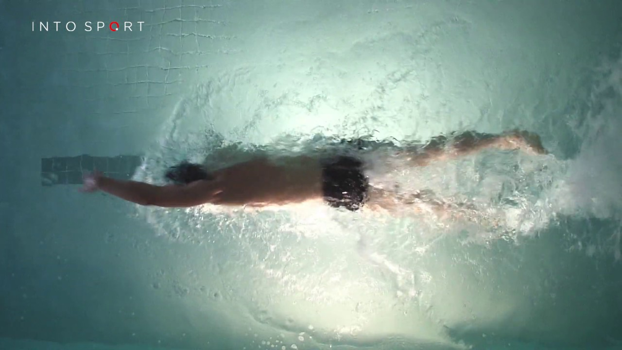 Improve your Freestyle Swimming Breathing Technique - YouTube