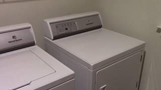 Speed Queen Gas Dryer Error Codes & Problems.