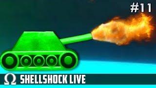 JUST CALL US THE JUGGERNUTS! (4VS4 TEAM BRAWL) | Shellshock Live Multiplayer #11 Ft. Friends