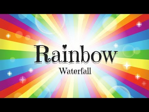 Guided Meditation for Children | RAINBOW WATERFALL | Kids Relaxation