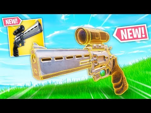 *NEW* SCOPED REVOLVER IS INSANE! | Fortnite Best Moments #114 (Fortnite Funny Fails & WTF Moments)
