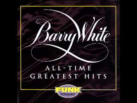 Barry White Greatest Hits Album