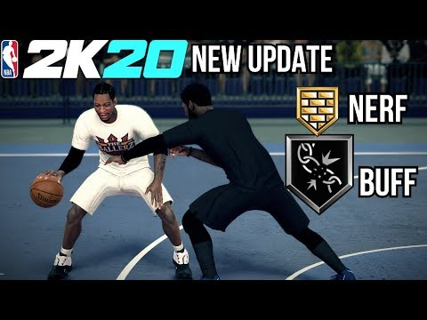 NEW Badge Update | NBA 2K20 Patch | Unpluckable gets a BUFF, Brick Wall is NERFED