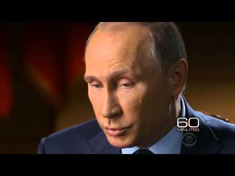 Putin: Zukunft Syriens und Ratschlag an diejenigen die Assad weg haben wollen