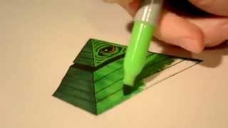 How To Draw The Illuminati - Drawing Dynamics - EP6 SE2