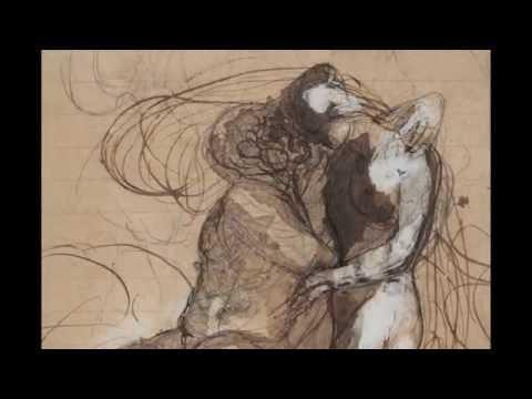 Flygtige øjeblikke - Tegninger af Auguste Rodin (Drawings and sculptures by Rodin)
