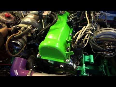 Двигатель ваз 1.87л пробный запуск
