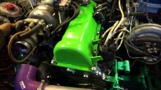 Двигун ваз 1.87 л пробний запуск