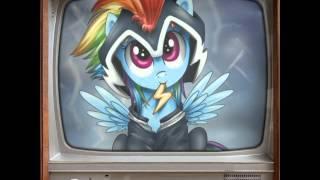 Могучие пони (короткое видео)
