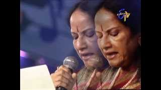 Swarabhishekam - Vani Jayaram,Karunya Performance - Geethaa Oh Geetha Song - 24th August 2014