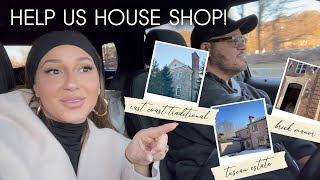 HOUSE HUNTING VLOG | NYC Edition