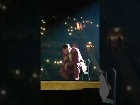 Sam Smith Tour - Burning - Manchester Arena (27.03.2018)