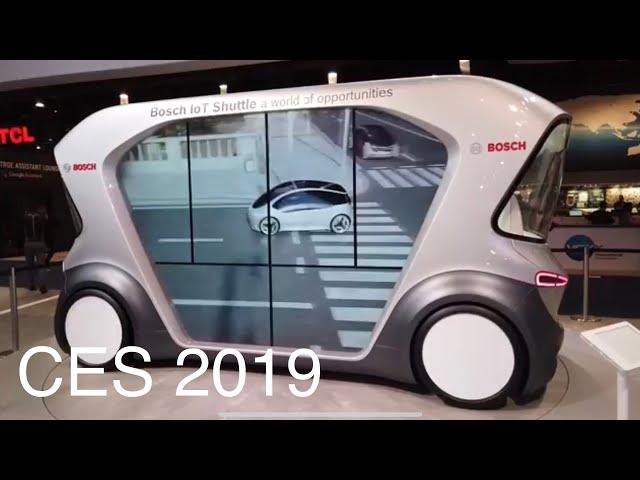 CARS CES 2019 BEST MOMENTS