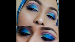 Tamil Video I Simple Eye Makeup With TIPS I Beauty J