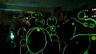 Glow Stick People!