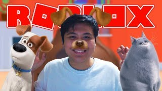 The SECRET LIFE of a DOG-Roblox Indonesia