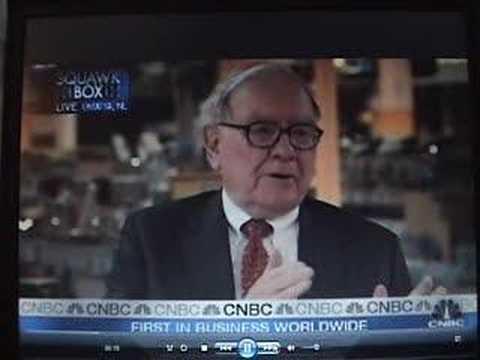 """The Varsity Zone Talks Football with Warren Buffett"""