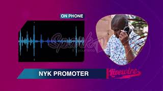 NYK promoter speaks on being dragged to police by Mudra