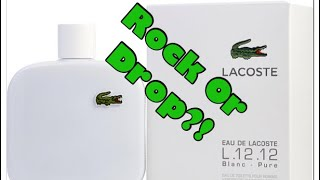 Lacoste Blanc Cologne Review WOW!