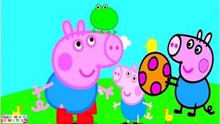 KIDSPeppa Pig Finger Family | Peppa Pig Nursery Rhymes | Finger Familly Peppa pig