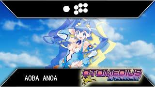 Otomedius Excellent: Aoba Anoa Arcade Mode Playthrough