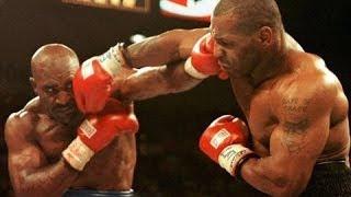 マイク・タイソン vs イベンダー・ホリフィールド -- 11/9/1996 -- $77....