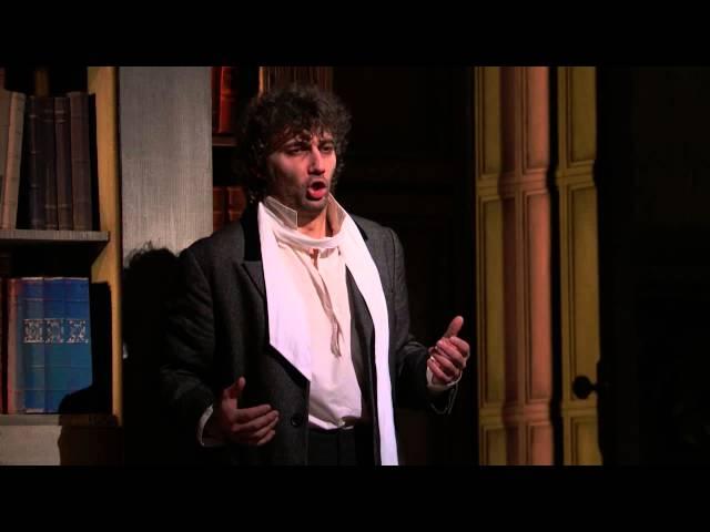 """Werther: """"Pourquoi me réveiller"""" (Jonas Kaufmann)"""
