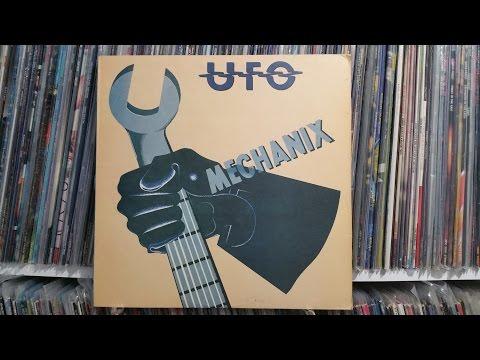 UFO - Dreaming (1982) / Clean Vinyl Album Recording HD