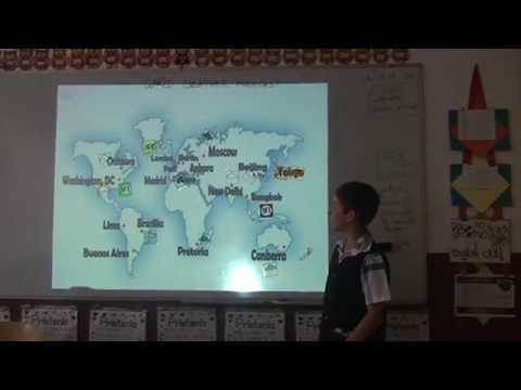 World Weather Forecast - Role-play