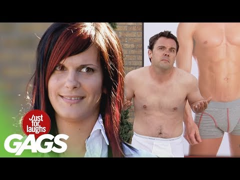 Topless Pranks - Best of Just For Laughs Gags