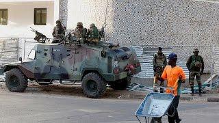 Gambie: les troupes de la CEDEAO sécurisent le palais présidentiel
