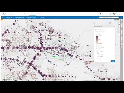 What's New in the Business Analyst Web App – June 2017 Release (new video uploaded 7.3.17)