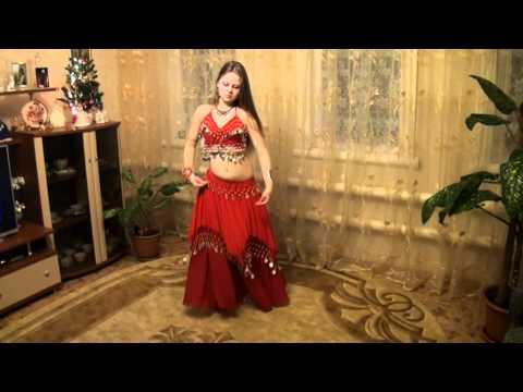 Таня-танец живота 1-хабиби.MPG